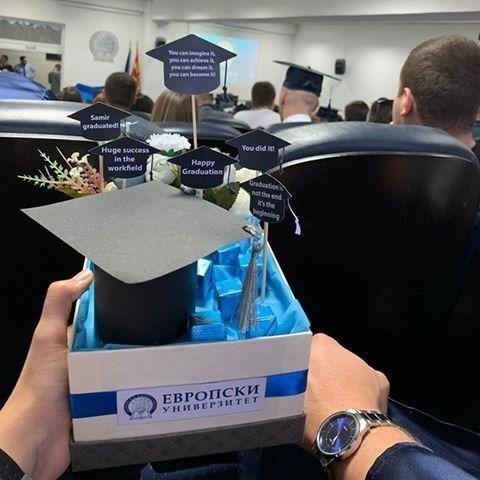 Поклон за дипломирање