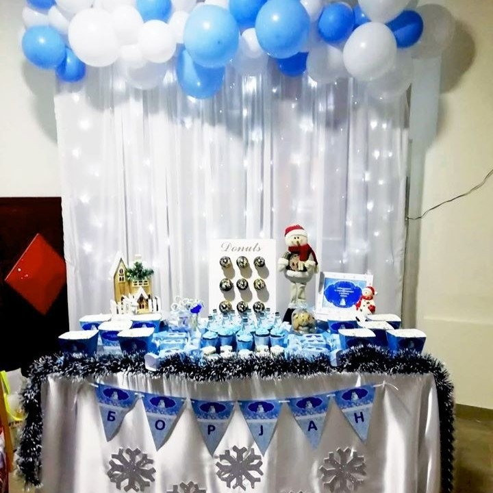 Новогодишна слатка маса