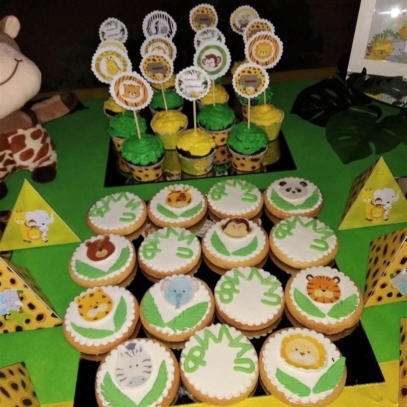 Мини слатка маса со тема Животни