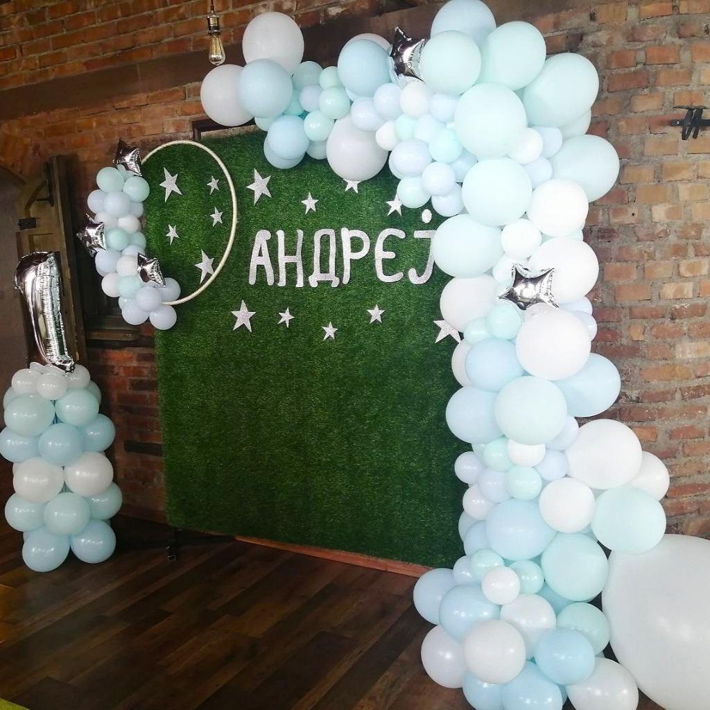 Декорација со балони за кршевка
