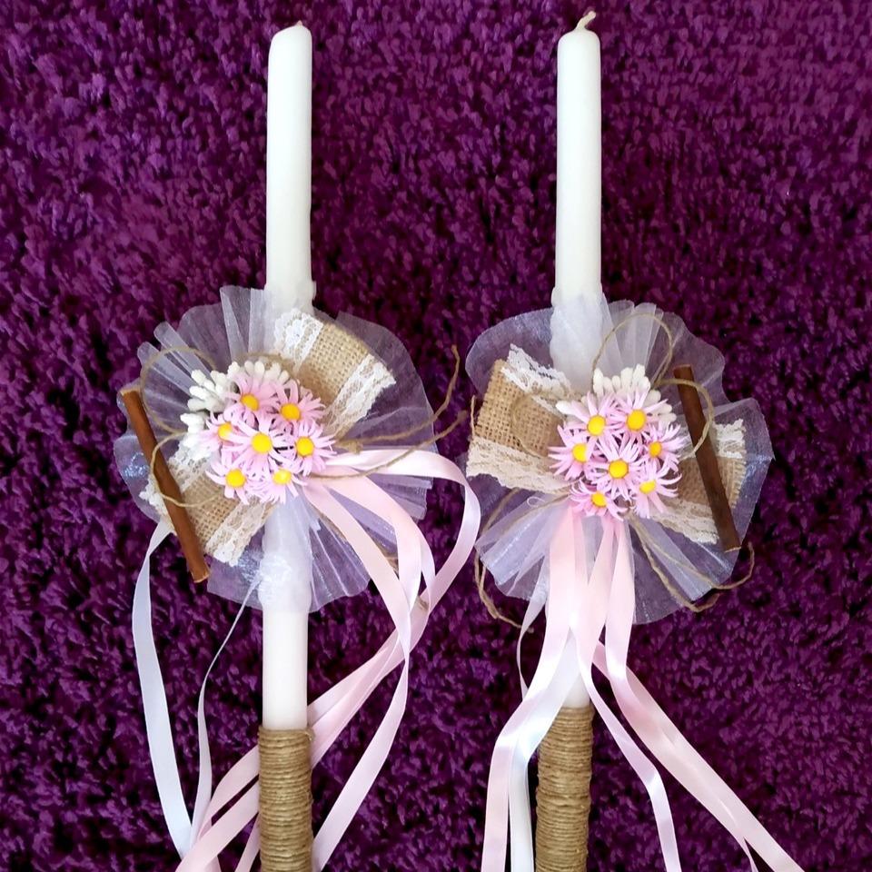 Свеќи за свадба