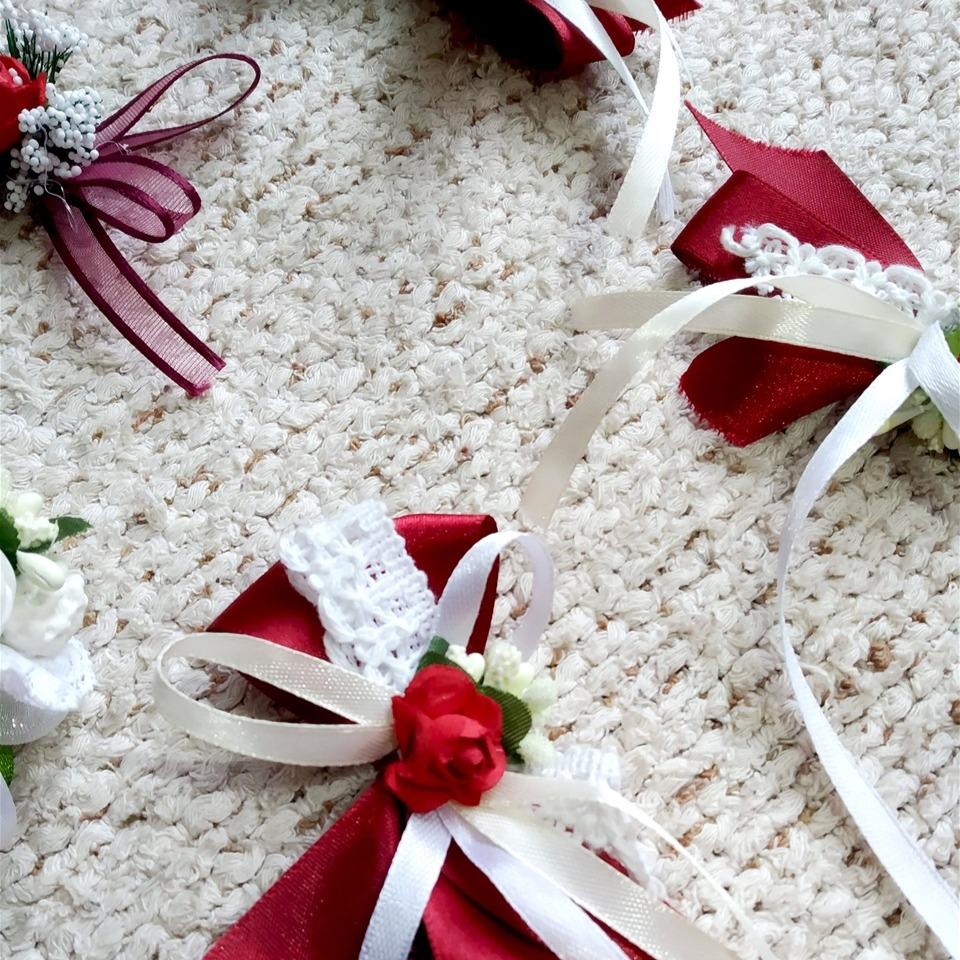 Китенки за гостите на свадба